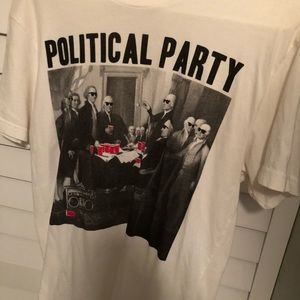 Urban Outfitters Political party shirt
